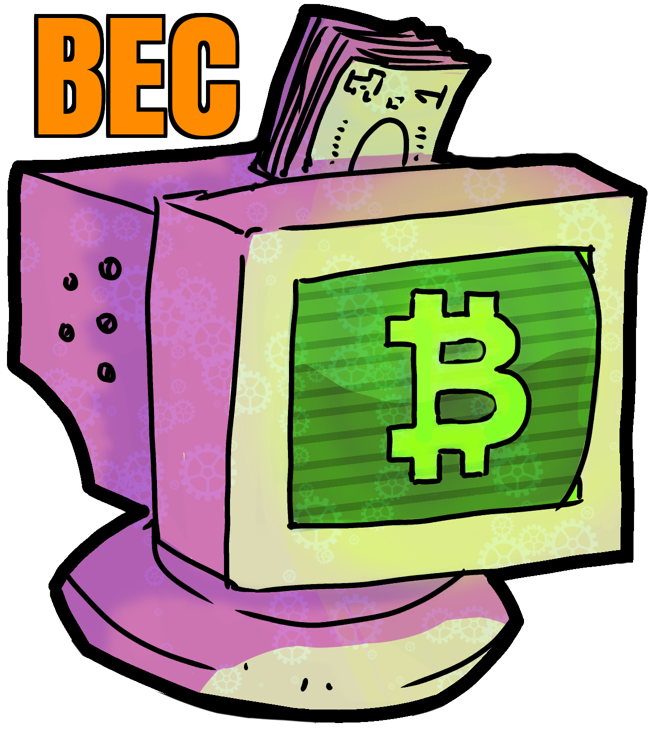 Logo for The Bitcoin Echo Chamber